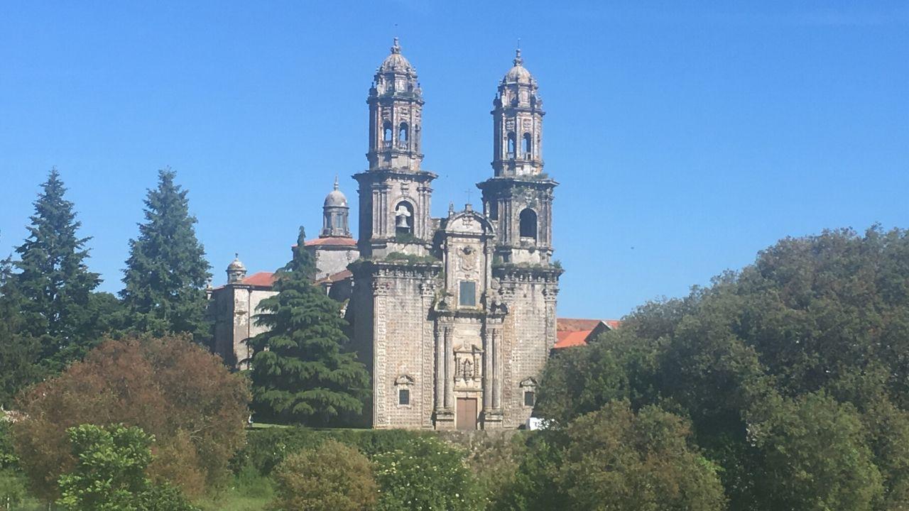 «Mon» Saint Jacques de Compostelle
