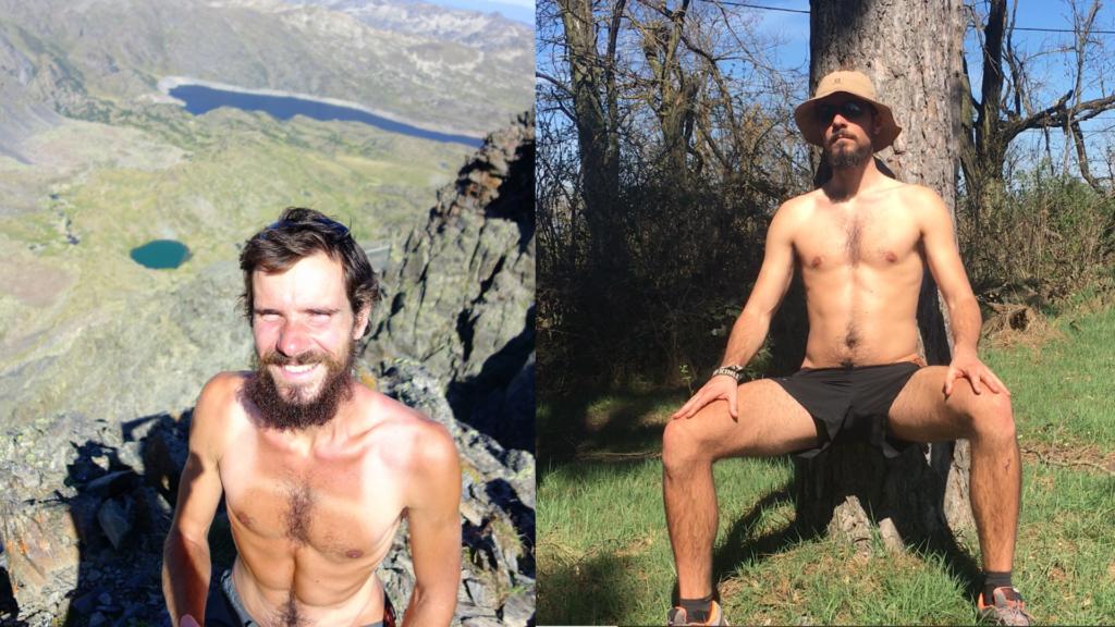 - 17 kg en 3 mois de randonnée avec David Blondeau