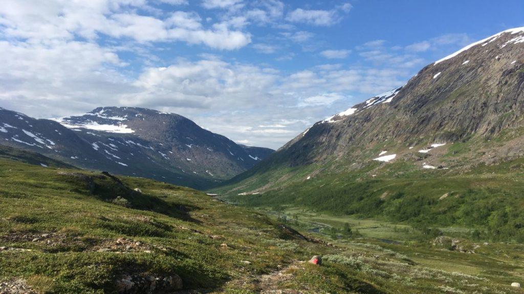 Quelque part en Norvège...