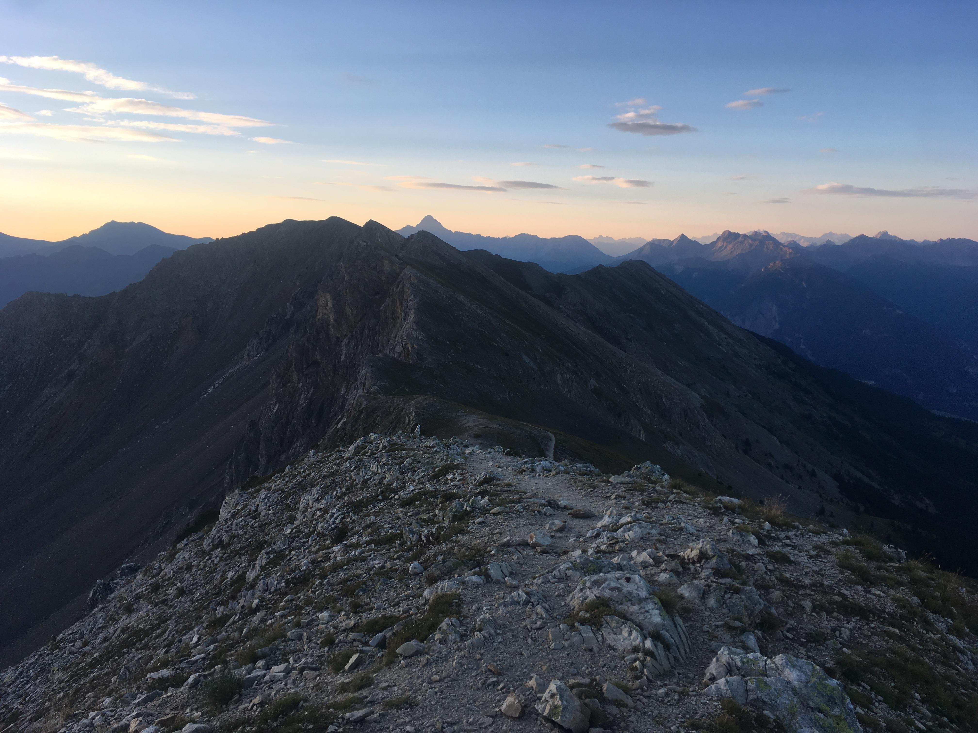 GR5 :  les Alpes en 20 jours Partie 2
