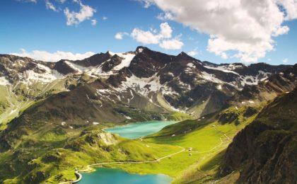 Le GR5 des Alpes