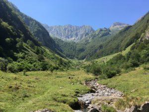 paysage Pyrénées