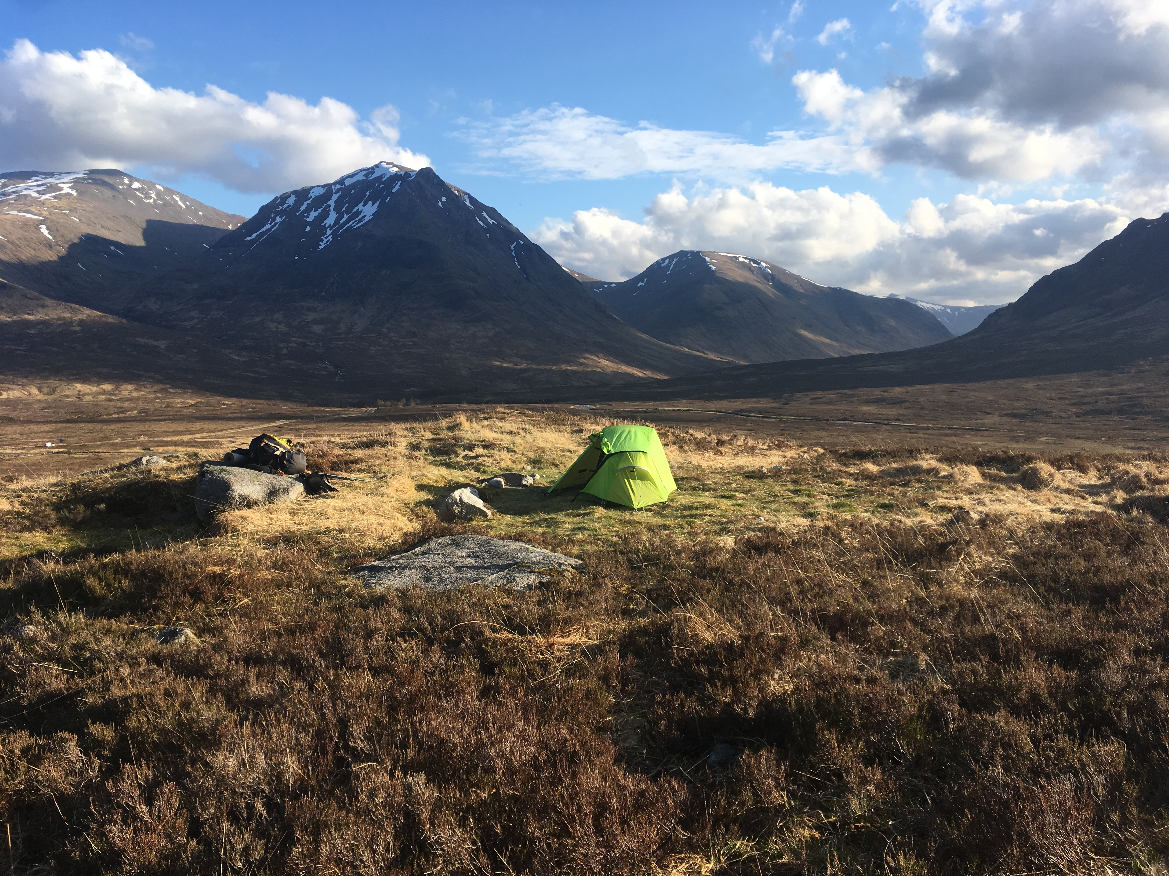 Ecosse… mon Trek en Kilt