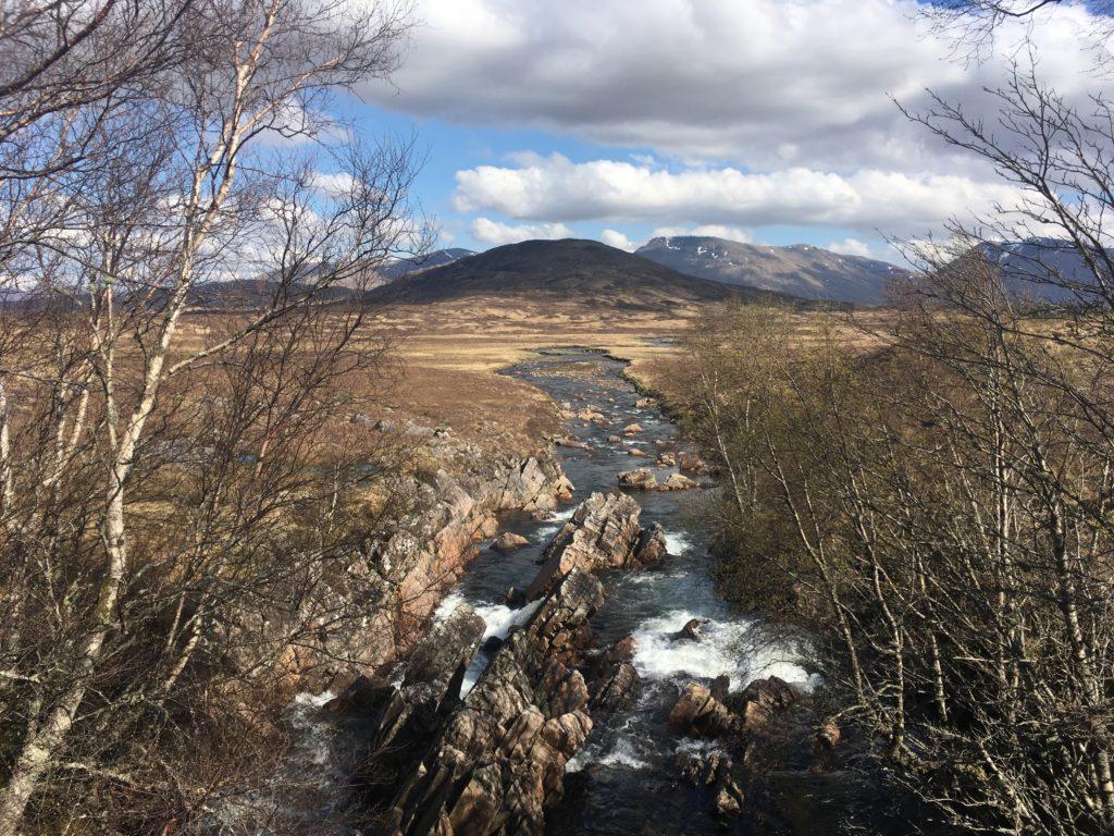 Highlands en Ecosse...