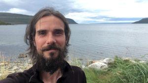 David Blondeau après 6 mois de trek