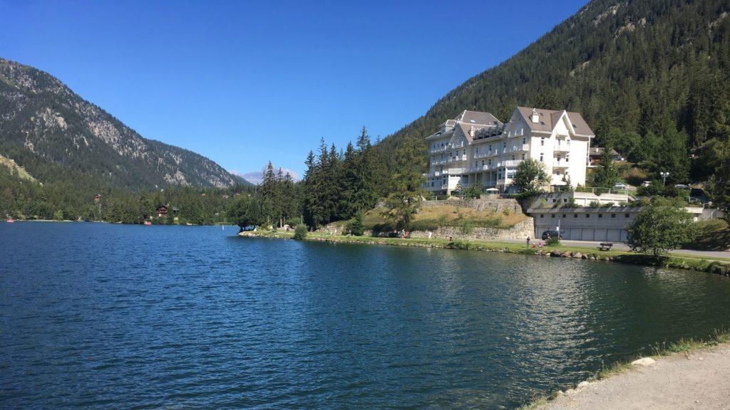 Le TMB à Champeix-Lac
