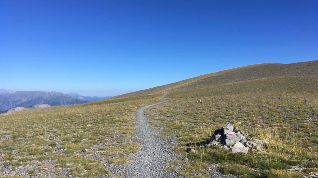 Le Chemin continuera dans le Mercantour...