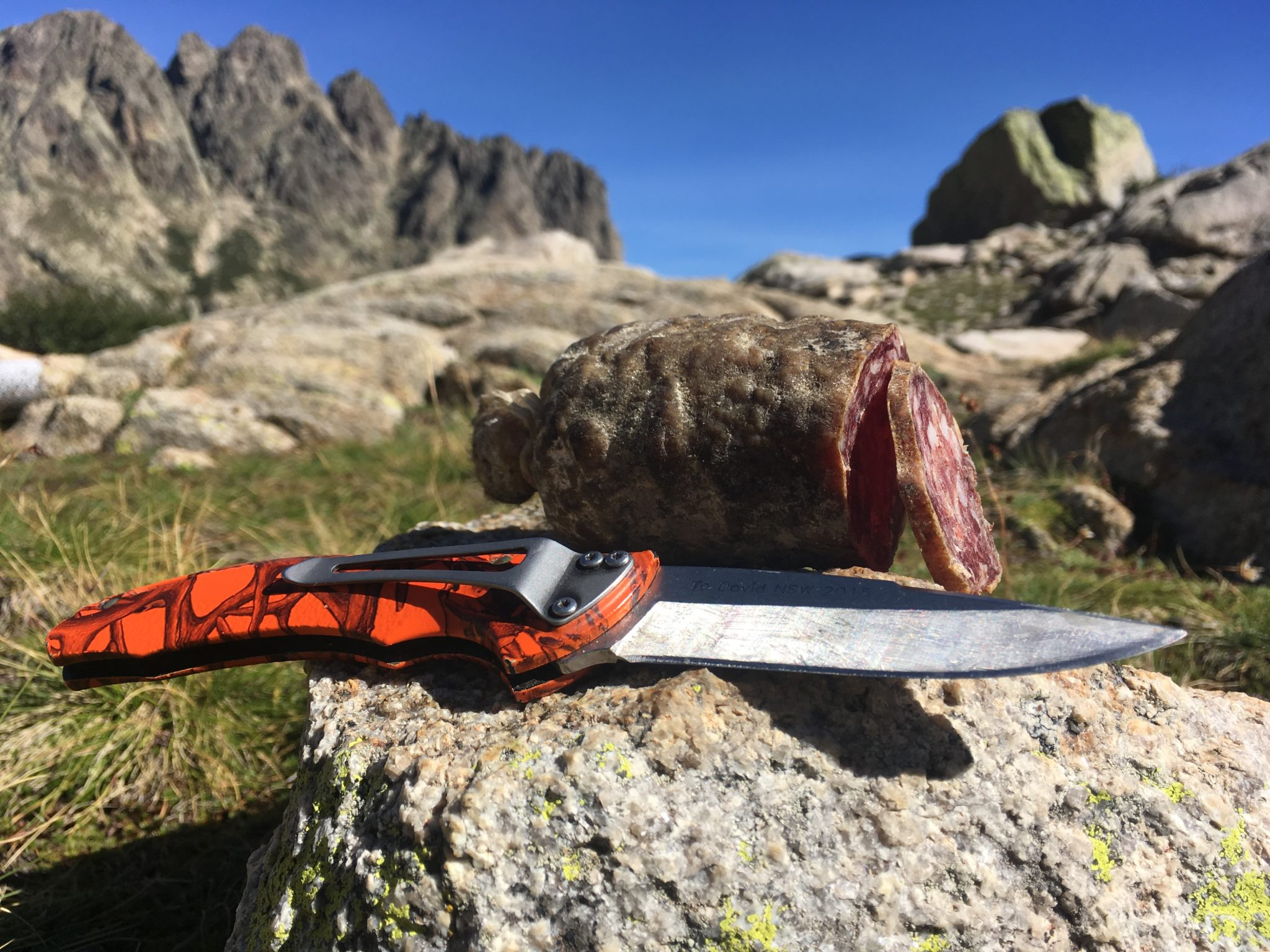 Que manger en randonnée ?