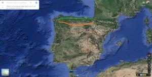 Camino-Del-Norte-Camino-Frances